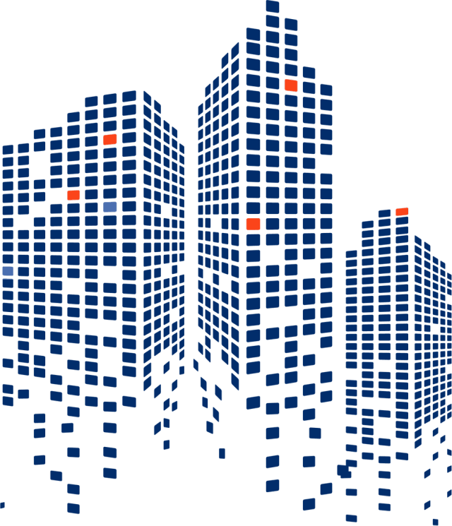 Intelligent Building Solutions - Building Graphic