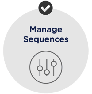 Manage Sequences