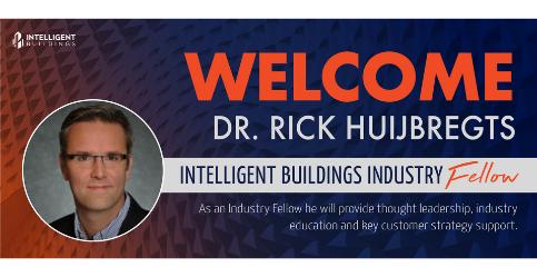 We Welcome Dr. Rick Huijbregts